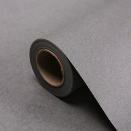 Wrapping Paper 58cm х 8y P.FHXL-121 Charcoal