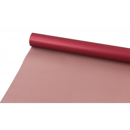 Пленка двухсторонняя 8м S.OYZ -57 Cream + Purple