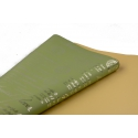 Double-sided metal film. 8m S.WTB-07 Lime Juice