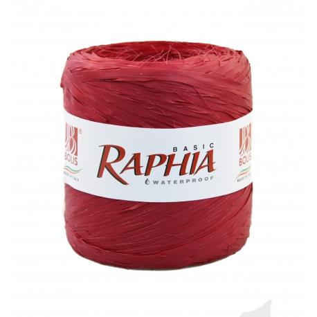 Рафія (червона)
