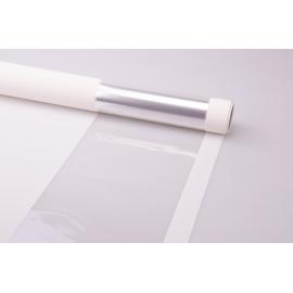 Плівка тонована 40мкм 0,6м*9м NEW Light Level Біла 101