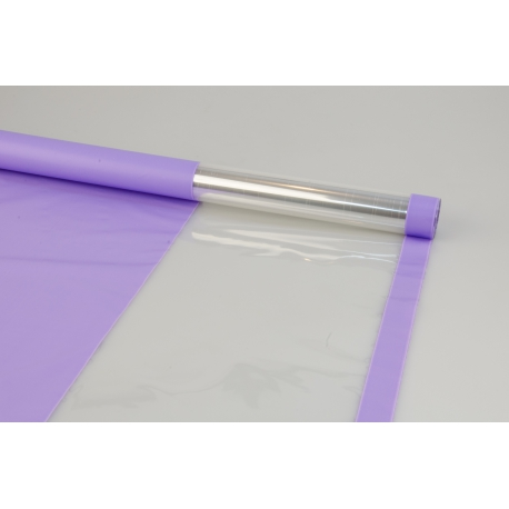 Tinting film 40mkm 0.6m x 9m NEW Light Level Lilac 502-40