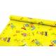Paper coated 0.7m * 10yards SpongeBob