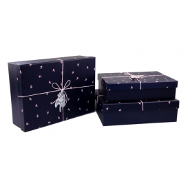Набір коробок для подарунків з 3 шт 08195-47