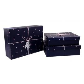 Набор коробок для подарков с 3 шт 08195-47