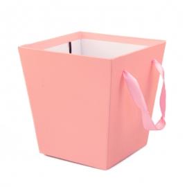 Кашпо для цветов S158-1922 Розовое