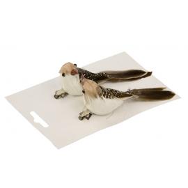 Птички серые (мальчик / девочка)