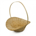 Basket from a willow 21-03 (Hat)