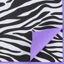 Matte film in Zebra sheets P.CLFZ-032 Lavender