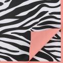 "Плівка матова в листах ""Зебра"" P.CLFZ-164 Pink"