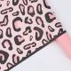 "Плівка матова в листах ""Леопард"" P.CLFZ-B-164 Pink"
