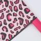 "Пленка матовая в листах ""Леопард"" P.CLFZ-B-165 Light Pink"