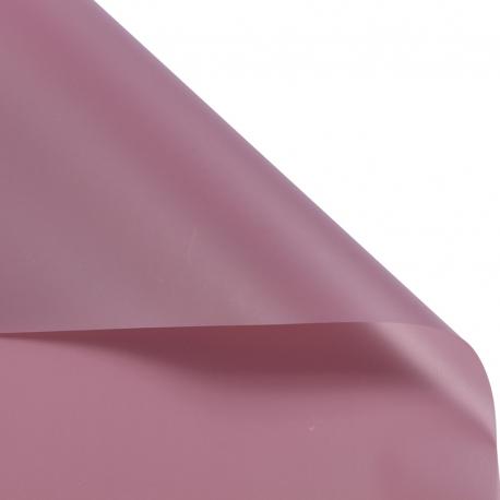 Пленка матовая в рулоне 60см х 10ярд PJYZ0600-036 Rosy Mauve