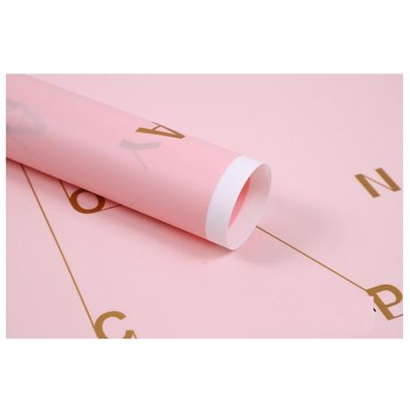 Пленка в листах Алфафит XPMESMM-1 Розовая