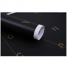 Плівка в листах Алфафіт XPMESMM-5 Чорна