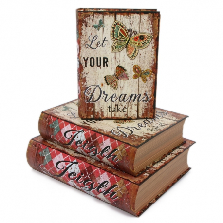 "Сardboard box ""Book"""