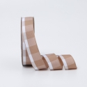 Textile tape in a cell 2.6cm x 18 yards R.BGL-155 Milky Tea