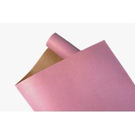Бумага Мультиколор President 0,7х8м Крафт + Пион