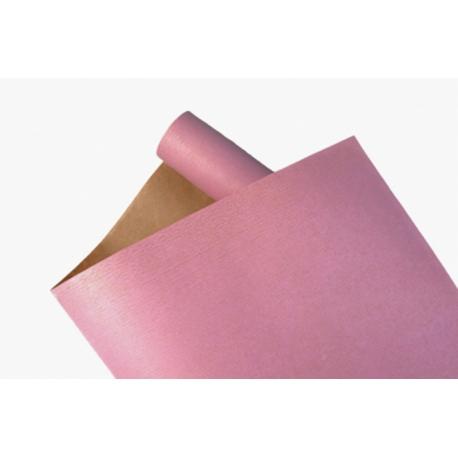 Paper Multicolor President 0,7х8m Kraft + Peony