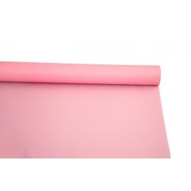 Матовая пленка PRESIDENT 0,6м * 10ярд Розовая пудра 17 А