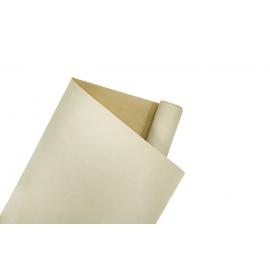 Бумага Мультиколор President 0,7 х 8м Крафт + Крем