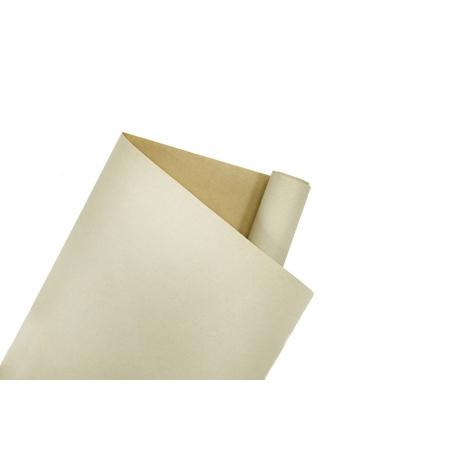 Папір Мультиколор President 0,7 х 8м Крафт + Крем