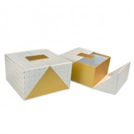 Набор коробок для подарков с 2 шт W5419