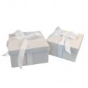 Набор бархатных коробок для подарков с 2 шт W5750