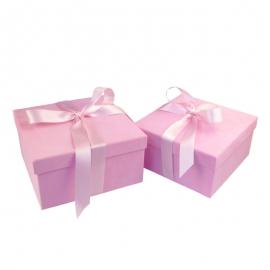 Набір оксамитових коробок для подарунків з 2 шт W5751