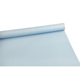 Film opaque bilateral in a roll of 8 m P.XXY-131 Light Blue