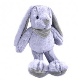 Іграшка поліестерна Кролик 0220-1 Бузок