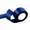 Стрічка сатинова 5 см х 25ярд Індиго 81