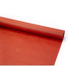Бумага плотная 60см x 5м красная