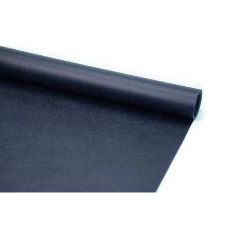 Бумага плотная 60см х 5м темно-синий