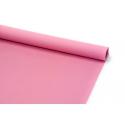 Бумага плотная 60см х 5м розовый