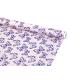 """Папір крейдований 0,7м х 10ярд """"Метелики на рожевому"""""""