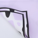 """Matte film in sheets """"Cow print"""" P.CLFZ-C-031 Lilac"""