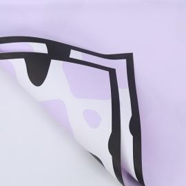 """Плівка матова в листах """"Коров'ячий принт"""" P.CLFZ-C-031 Lilac"""