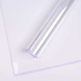 Плівка прозора з каймою P.MLWX-031 Lilac