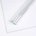Transparent film with border P.MLWX-085 Pastel Green