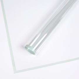 Плівка прозора з каймою P.MLWX-085 Pastel Green