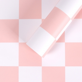 """The film is matte in the sheets """"Chess"""" S.YJN-2 Peony"""