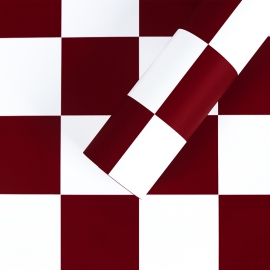 "Matte film in chess sheets ""S.YJN-6 Wine"""