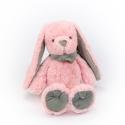 Игрушка полиэстерная Кролик 0220-1 Розовый