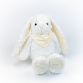 Іграшка поліестерна Кролик 0220-5 Білий