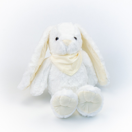 Игрушка полиэстерная Кролик 0220-5 Белый