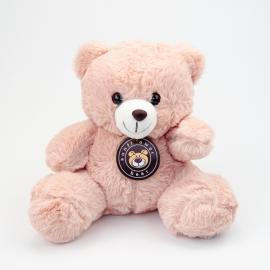 Іграшка поліестерна Ведмедик Пудровий