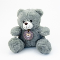 Toy polyester Bear Gray
