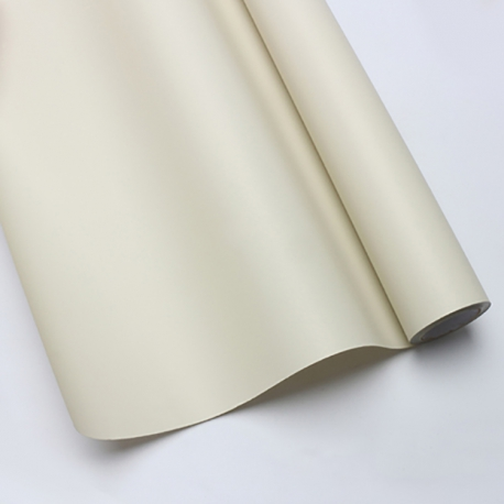 Matte double-sided film in a roll of 60 cm x 8 m S.KP-03 Corn Yellow