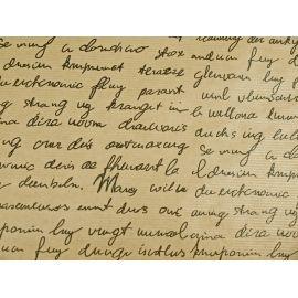 Папір President серія «Лист » на крафті